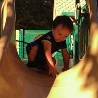 Photo taken at Garfield Park by Sokha Jason N. on 10/11/2011
