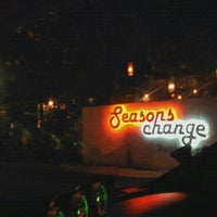 Photo taken at Seasons Change by Chaithai C. on 9/21/2011