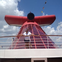 Photo taken at Carnival Legend by Suzana U. on 5/27/2012