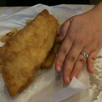 Photo taken at Smiths Authentic British Fish And Chips by Desmond C. on 7/7/2012