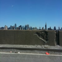 Photo taken at Lincoln Tunnel Helix by Amy V. on 3/26/2011