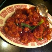 Photo taken at Yen Ching Chinese Restaurant by John B. on 11/17/2011