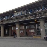Photo taken at LIRR - Hicksville Station by Michael C. on 3/15/2012
