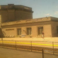 Photo taken at Amtrak/Metra Joliet Union Station (JOL) by Greg M. on 9/6/2011