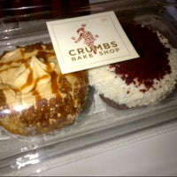 Photo taken at Crumbs Bake Shop by mmm on 9/8/2012