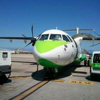 Photo taken at Aeropuerto de Gran Canaria (LPA) by Rita I. on 5/29/2012