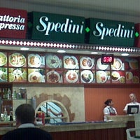 Photo taken at Spedini Trattoria by Rodrigo O. on 10/20/2011