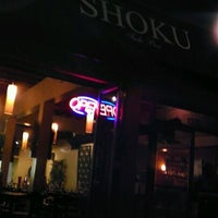 Photo taken at Shoku by Todd C. on 10/12/2011