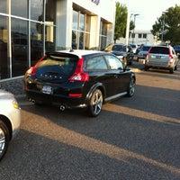 Photo taken at Kline Volvo by Brian J. on 7/29/2012