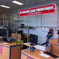 Photo taken at $1.99 Any Garment Cleaners by Dr L. on 5/5/2012
