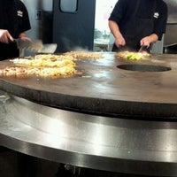Photo taken at HuHot Mongolian Grill by Eduardo A. on 11/12/2011