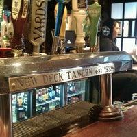 Photo taken at New Deck Tavern by Alex P. on 1/8/2012