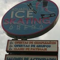 Photo taken at Aguadilla Ice Skating Arena by Rodrigo M. on 6/8/2011