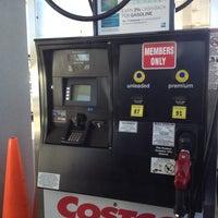 Photo taken at Costco Gasoline by Kien P. on 3/4/2012