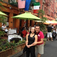 Photo taken at Il Cortile by Ricardo W. on 7/29/2012