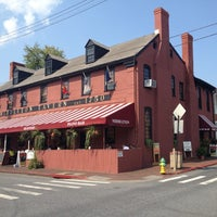 Photo taken at Middleton Tavern by Caroline D. on 8/30/2012