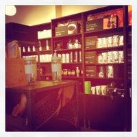 Photo taken at Starbucks by Jo on 2/13/2012