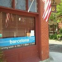 Photo taken at Barcelona Restaurant & Bar by Dave H. on 6/3/2012