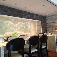 Photo taken at Härth Restaurant by Tara C. on 7/14/2012