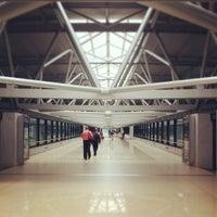 Photo taken at La Aurora International Airport (GUA) by Jose M. on 6/8/2012