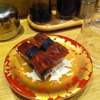 Photo taken at Sushi Tei by Erwinsyah P. on 5/5/2012