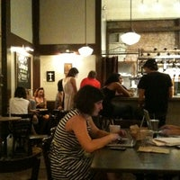 Photo taken at Think Coffee by Noa B. on 8/9/2012