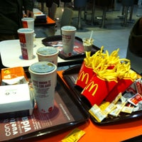 Photo taken at McDonald's by Cristian P. on 8/21/2012