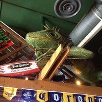 Photo taken at Green Iguana Bar & Grill by Suleika S. on 5/4/2012