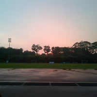 Photo taken at Raffles Institution (JC) Field 1 by BoonXin L. on 4/10/2012
