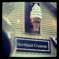 Photo taken at Northfield Creamie by Ed B. on 8/31/2012