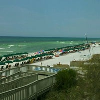 Photo taken at Rosemary Beach by Beertracker on 7/17/2012