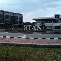 Photo taken at Sekolah Tinggi Akuntansi Negara (STAN) by riski m. on 5/1/2012