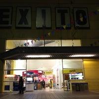 Photo taken at Éxito by John Alexander P. on 3/6/2012