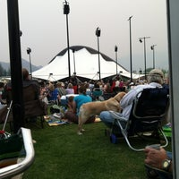 Photo taken at Sun Valley Pavilion by David S. on 8/15/2012