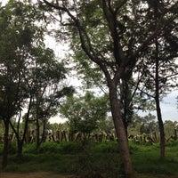 Photo taken at Parque Ecologico Huayamilpas by Mari F. on 8/20/2012