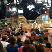 Photo taken at The Martha Stewart Show by Myhong C. on 4/4/2012