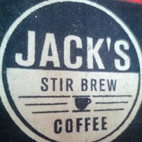 Photo taken at Jack's Coffee by Fred W. on 8/25/2012