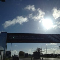 Photo taken at Silverstone Circuit by Tony M. on 4/10/2012