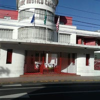Photo taken at Clube Náutico Capibaribe by Alexandra R. on 8/14/2012