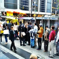 Photo taken at The Halal Guys by Jim S. on 4/13/2012