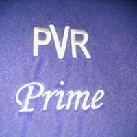 Photo taken at PVR Cinemas Kotak IMAX by Shreyash S. on 5/11/2012