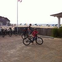Photo taken at Cliffside Beach Club by Erik S. on 8/1/2012