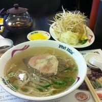 Photo taken at 포호아 / Pho Hoa by Jaeyun K. on 4/16/2012