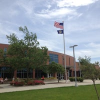 Photo taken at Papillion - La Vista South High School by Joe C. on 6/3/2012