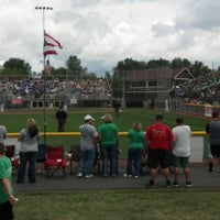 Photo taken at Little League Baseball Headquarters by Warren C. on 8/10/2012
