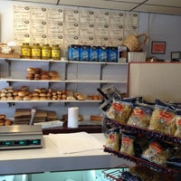 Photo taken at Parisi Bakery Delicatessen by Dev A. on 2/27/2012