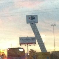 Photo taken at Carrefour by Renato S. on 6/22/2012