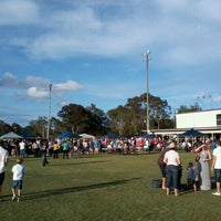 Photo taken at Sandgate Hawks AFC by JM John A. on 11/5/2011
