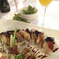 Photo taken at Ginza Sushi by Bernadette on 5/4/2012