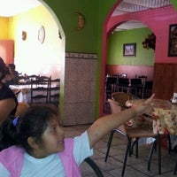 Photo taken at Restaurante San Lorenzo by Yazmina C. on 10/15/2011